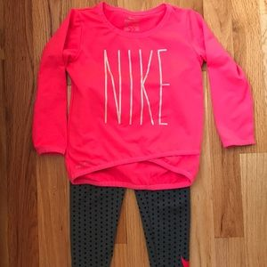 18 month Nike dry fit outfit